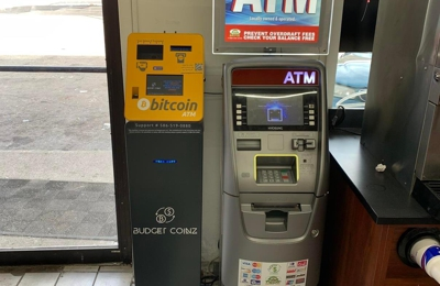 Budgetcoinz Bitcoin Atm Near Me Marathon Saginaw Mi 2740 E