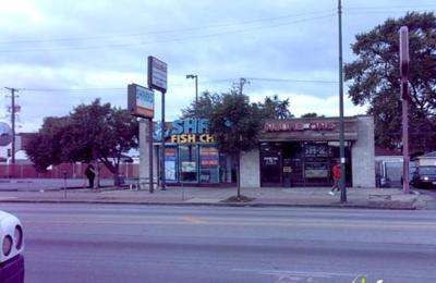 Sharks Fish & Chicken - Chicago, IL