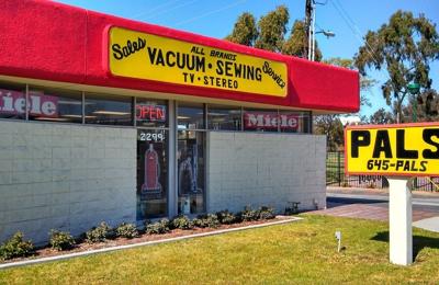 Pal's Vacuum Sewing Centers - Costa Mesa, CA