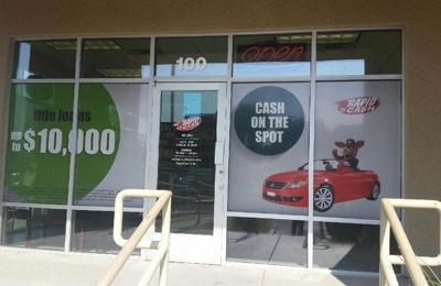 Rapid Cash - Henderson, NV
