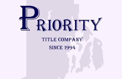 Priority Title Company - Wakefield, RI