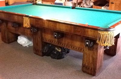 Sheehans Billiard Service Portland OR YPcom - Pool table movers portland oregon