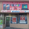 Wireless Clinic - iPhone Repair   iPod Repair   Computer Repair