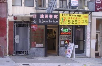 S-A Beauty Salon - San Francisco, CA
