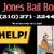 Mr Jones Bail Bonds