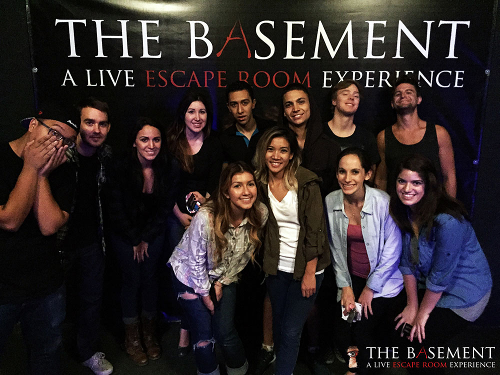The Basement: A Live Escape Room Experience 12909 Foothill Blvd, Sylmar, CA  91342   YP.com