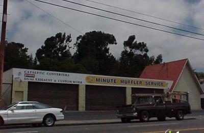 Minute Muffler And service center - Oakland, CA