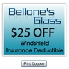 Bellone's Glass