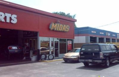 Midas Auto Service Experts - Brandon, FL