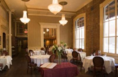 Restaurant August - New Orleans, LA