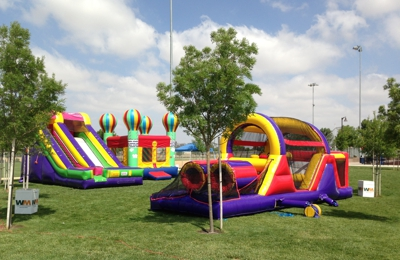 E-Z Jumpers Party Rentals