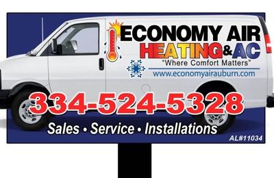 Economy Air Heating & AC - Opelika, AL
