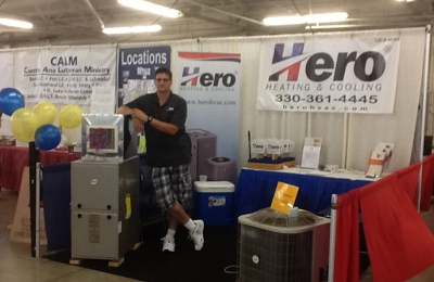 Hero Heating & Cooling - Canton, OH
