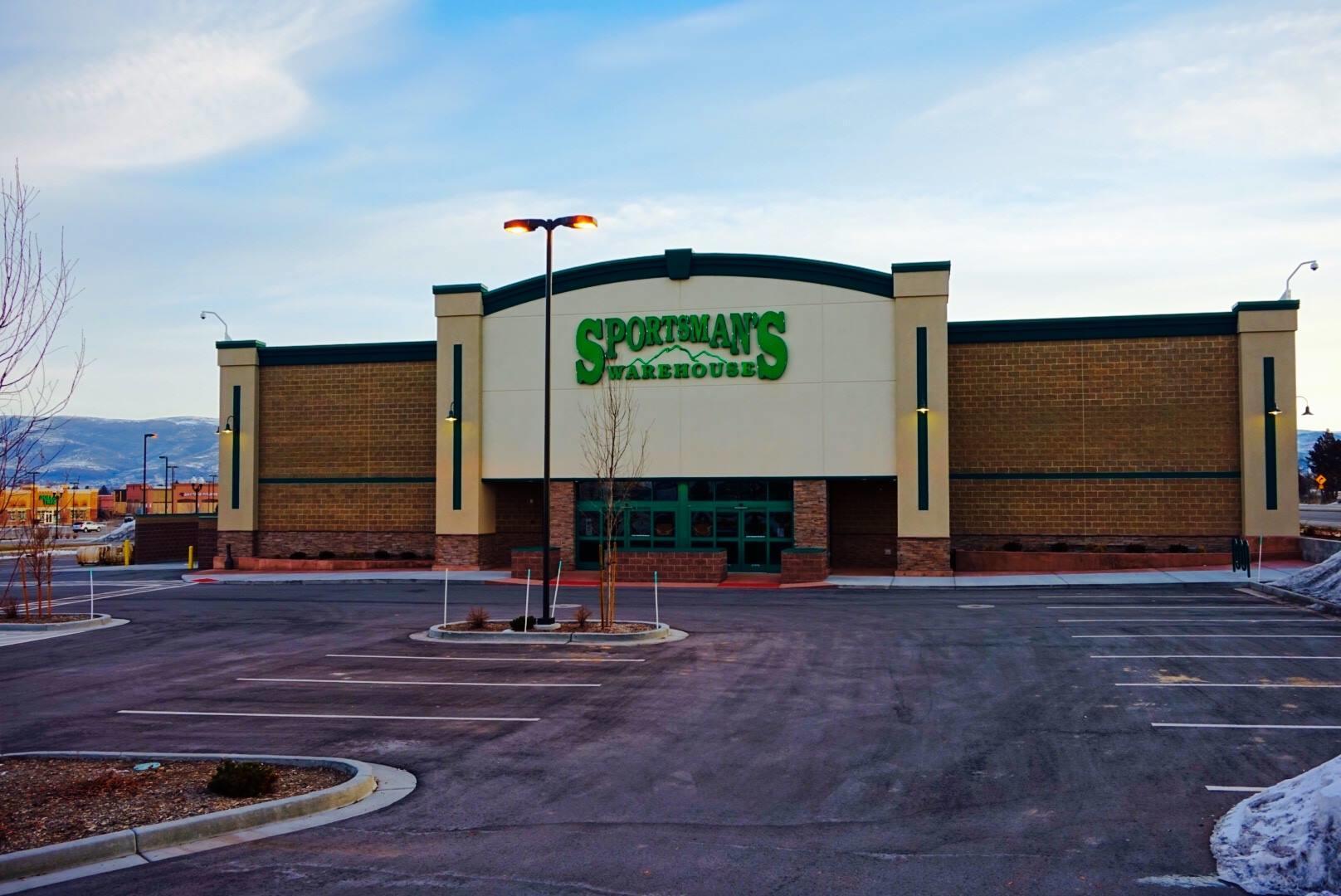 Sportsman S Warehouse 1276 S Us Highway 189 Heber City