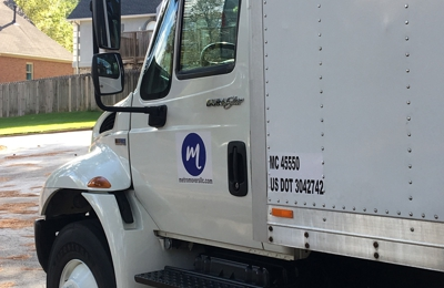 Metro Movers, LLC - Vestavia, AL. 26 ft truck with lift gate.