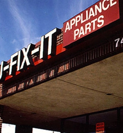 U-Fix-It Appliance Parts