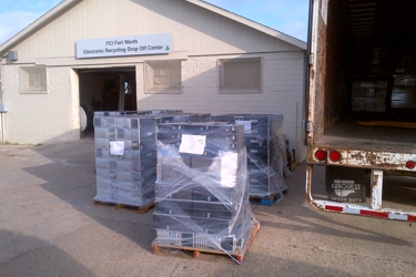 UNICOR Electronics Recycling Services - FCI Fort Worth