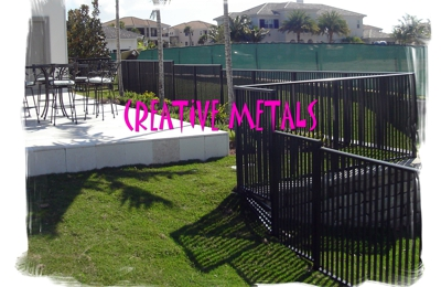 Creative Metals Products & Fencing Inc - Boynton Beach, FL