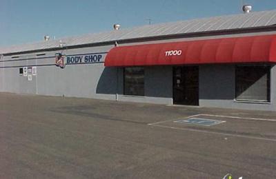 B & J Body Shop & Towing - Rancho Cordova, CA