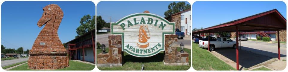 Paladin Apartments - Landing Page Header Image