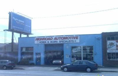 High Road Automotive - Seattle, WA
