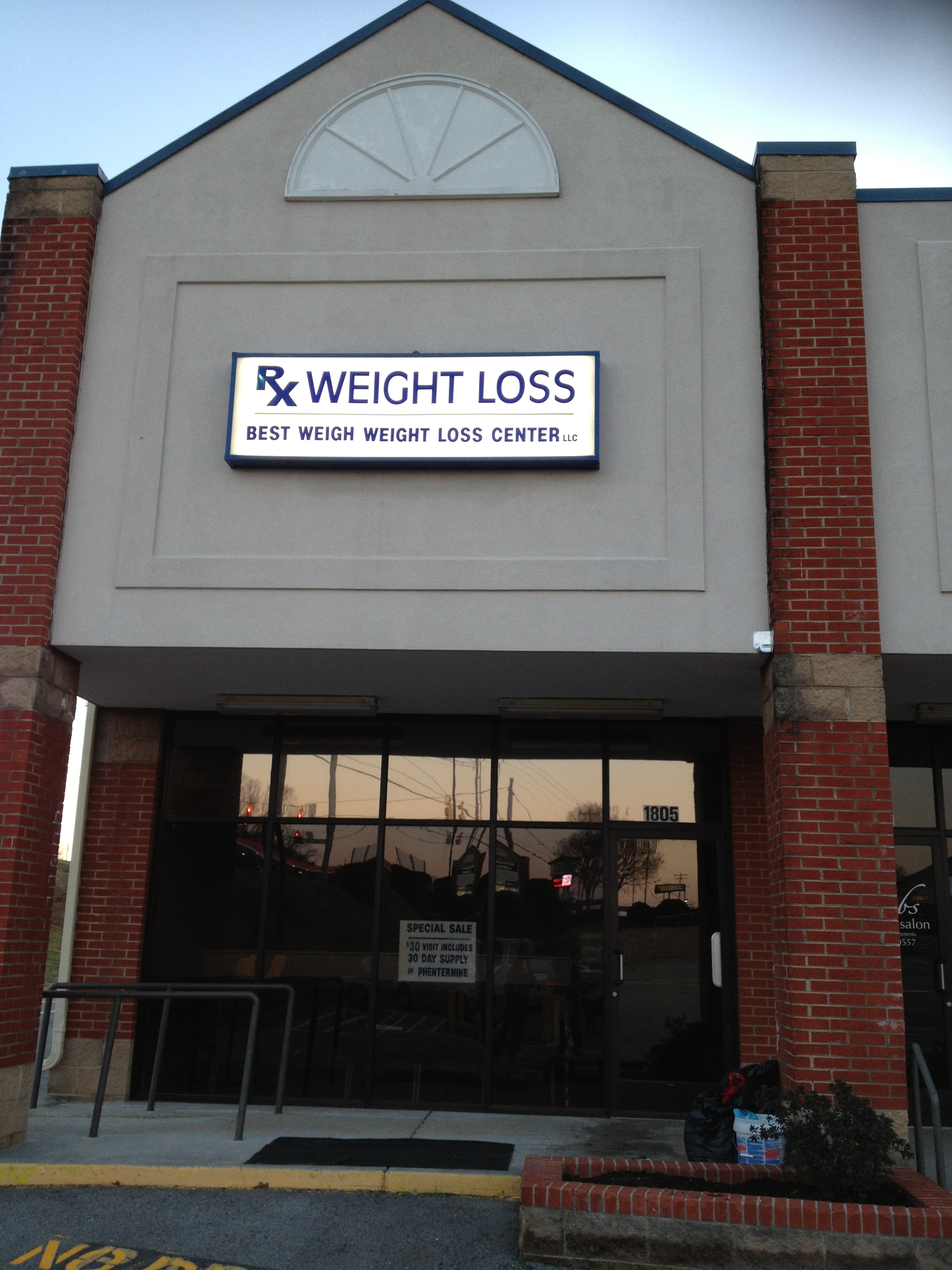 weight loss places in knoxville tn