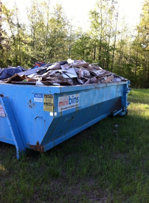 Construction Dumpster Rental