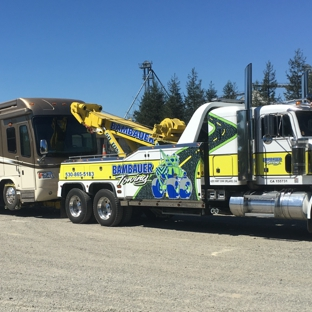 Bambauer Towing Service - Orland, CA