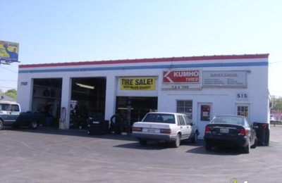T And K Tire Auto 515 Nw Broad St Murfreesboro Tn 37130 Yp Com