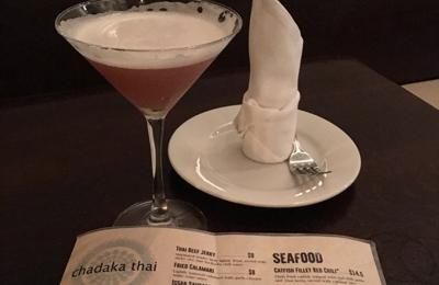 Chadaka Thai - Burbank, CA. French Kiss