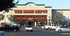 The Home Depot - El Monte, CA. Outside
