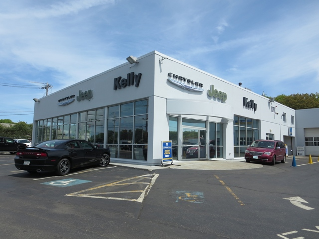 Kelly Jeep Chrysler 353 Broadway Lynnfield Ma 01940 Yp Com