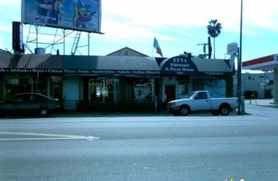 Etna Restaurant & Pizza House - San Diego, CA