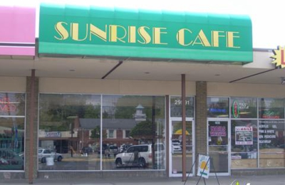 Sunrise Cafe - Farmington Hills, MI