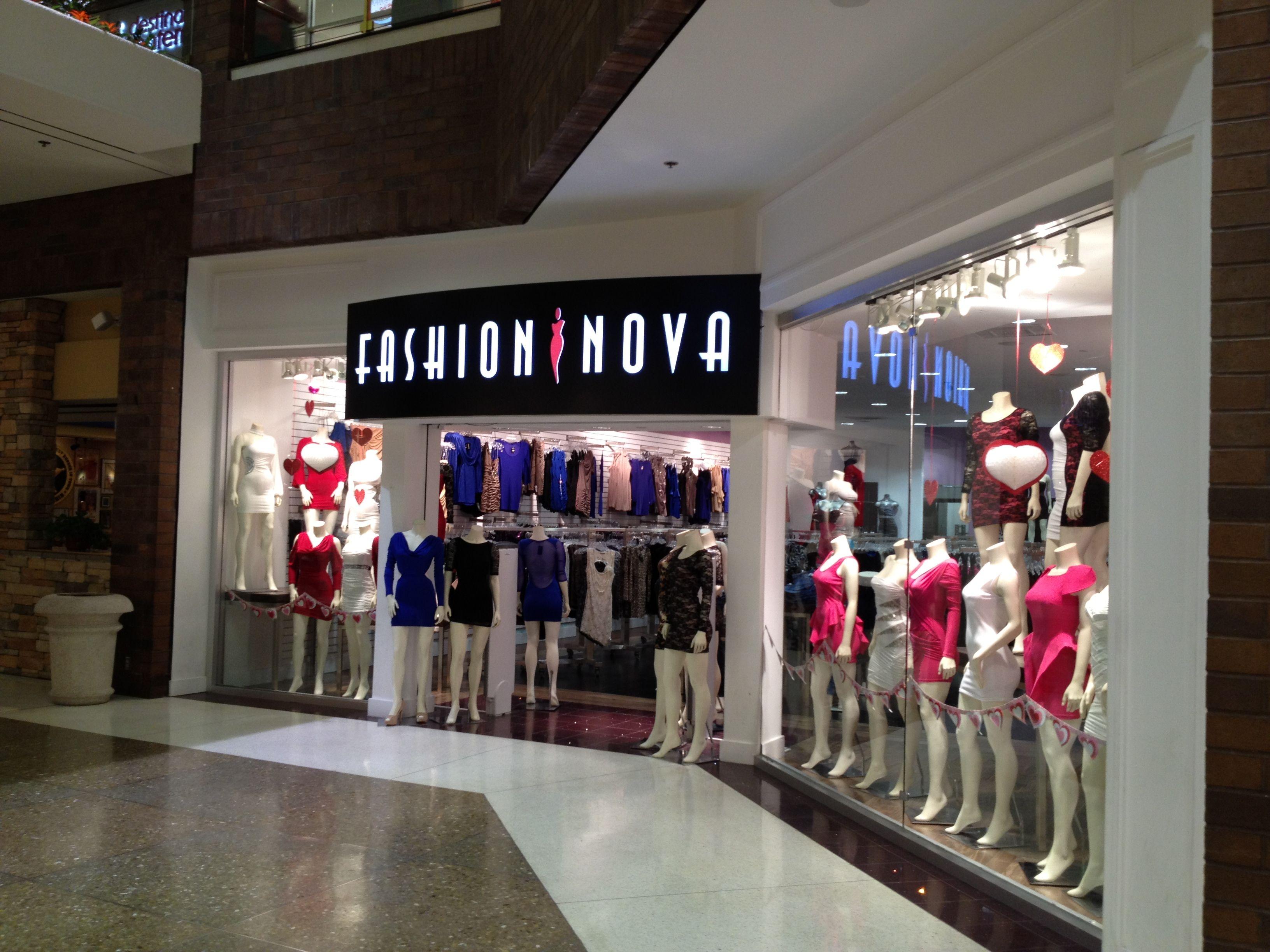 Fashion Nova Inc 1181 Glendale Galleria Glendale Ca