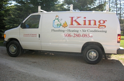 King Plumbing & Heating - Gladstone, MI