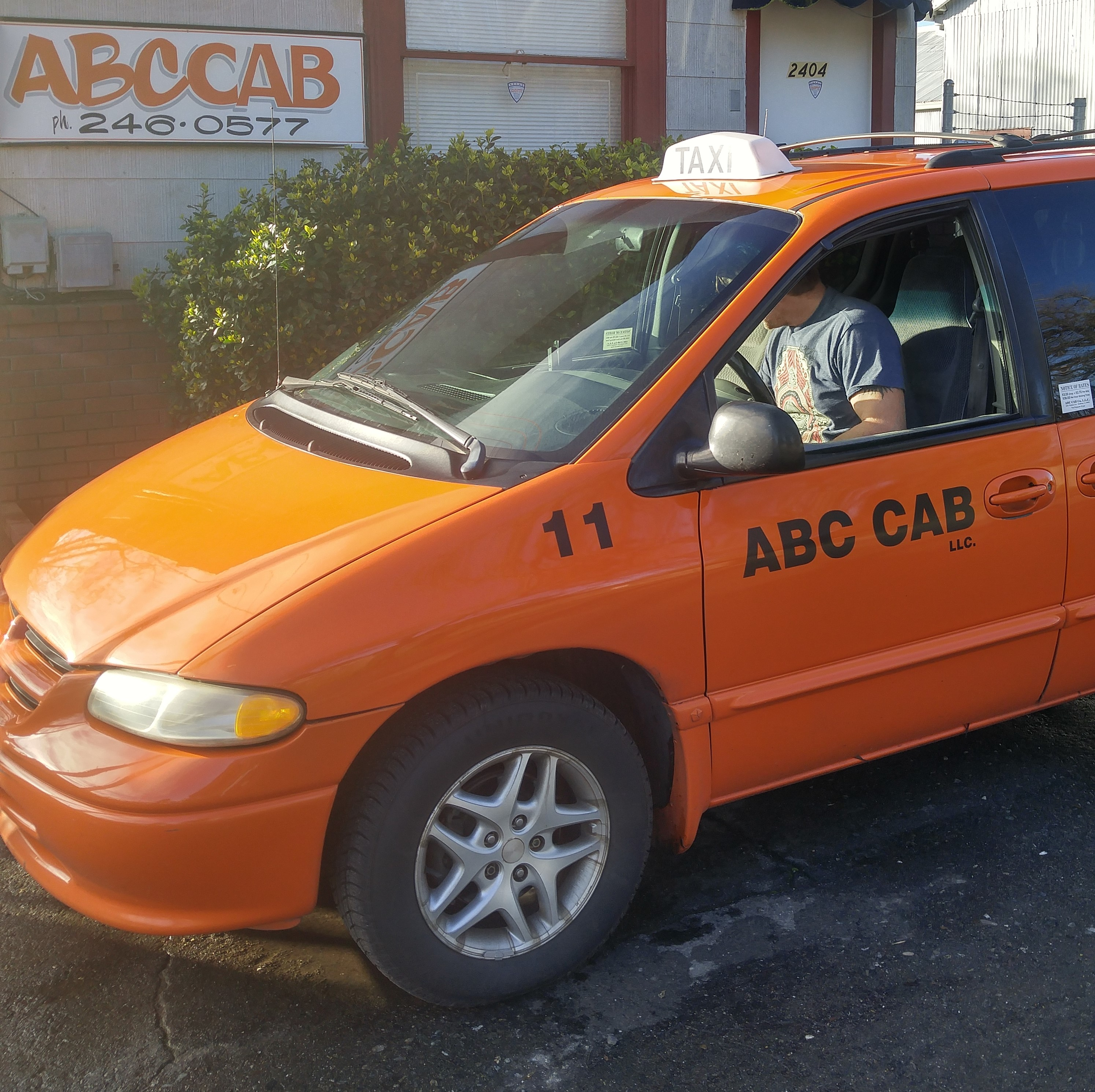 ABC Taxi Cab Co Redding CA YP