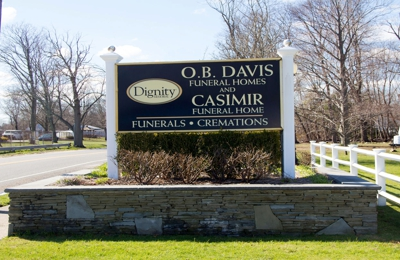 O. B. Davis Funeral Homes - Port Jefferson Station, NY