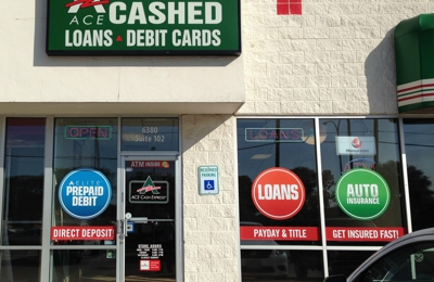 ACE Cash Express - Haltom City, TX