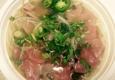 St. Charles Noodle - New Orleans, LA. #1 Medium Rare Beef Noodle Soup (pho)