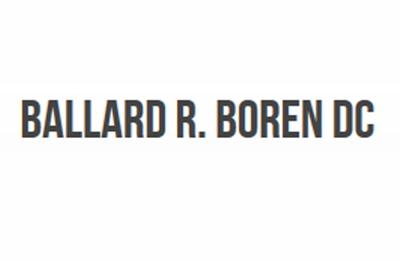 Ballard R Boren DC - Paris, TX