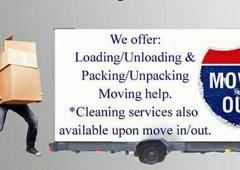 ASAP movers - Beaumont, TX. Senior Citizen discounts