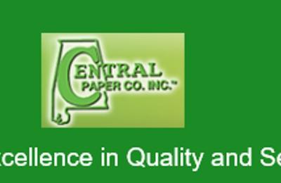 Central Paper Company Inc