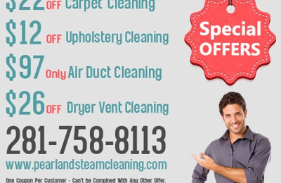 Carpet Cleaning Pearland TX - Pearland, TX