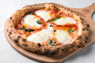 Neapolitan Pizza at Rossopomodoro in New York, NY