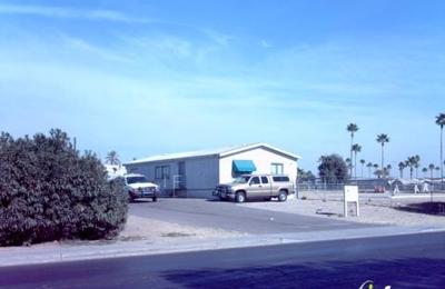 Turf Paradise Travel Trailer Park - Phoenix, AZ