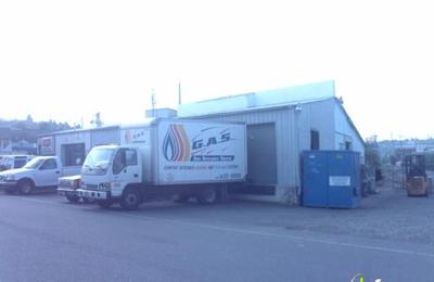 Gas Appliance Service
