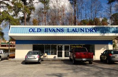 Old Evans Laundry - Martinez, GA