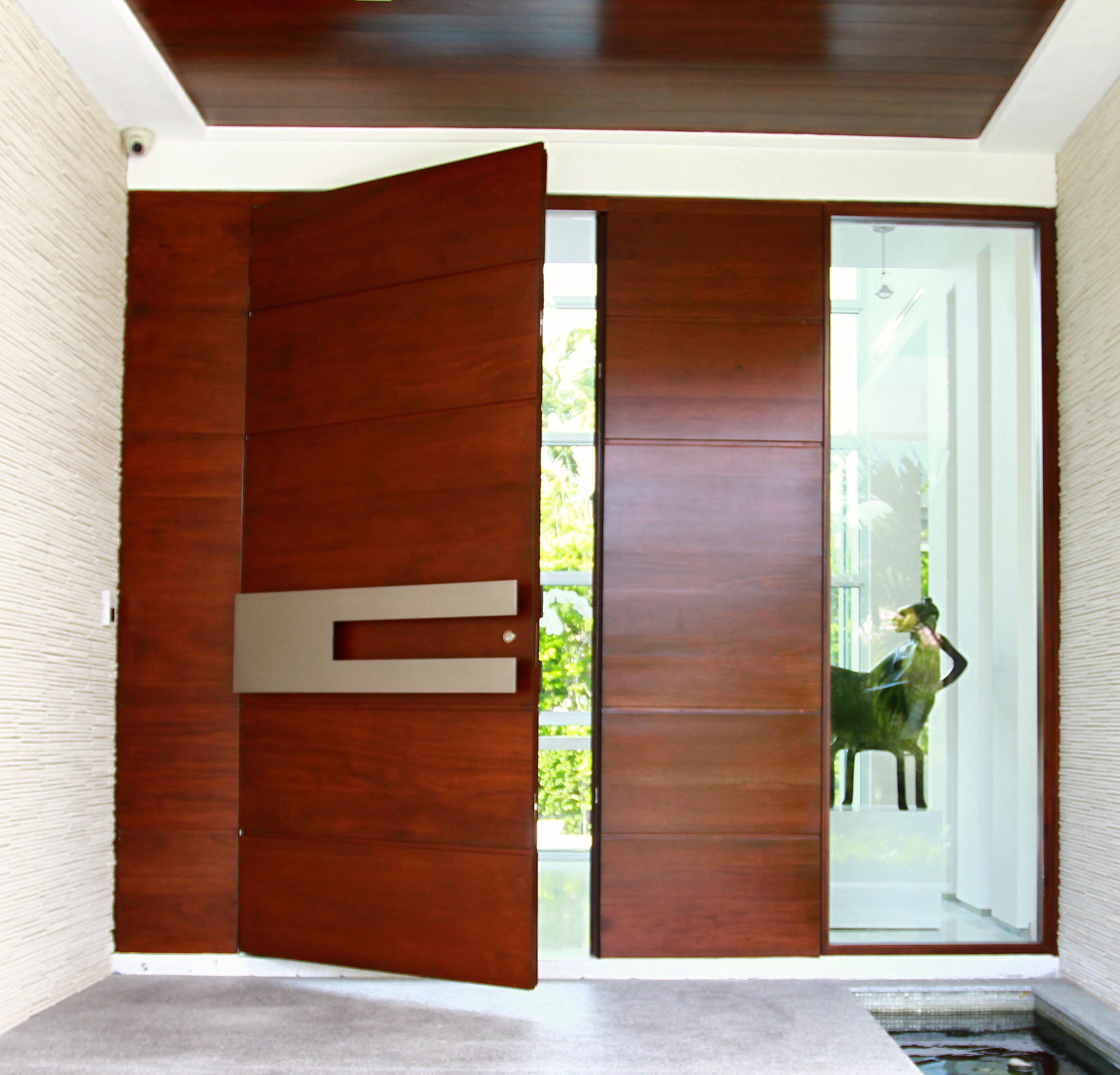 modern exterior front doors external wooden doors wooden