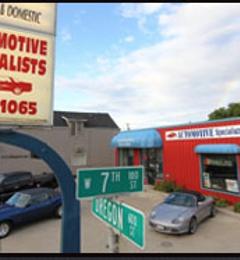 Automotive Specialists - Oshkosh, WI